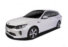New Kia Optima Estate Diesel 5 Doors