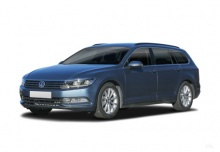 New Volkswagen Passat Estate P/ElecPlug 5 Doors