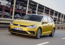 New Volkswagen Golf Hatchback Petrol 5 Doors