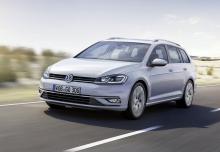 New Volkswagen Golf Estate Petrol 5 Doors