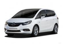 New Vauxhall Zafira Tourer MPV Petrol 5 Doors