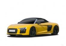 New Audi R8 Convertible Petrol 2 Doors