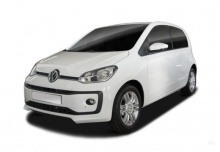 New Volkswagen up! Hatchback Petrol 5 Doors