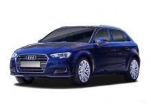 New Audi A3 Hatchback P/ElecPlug 5 Doors