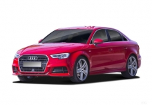 New Audi A3 Saloon Diesel 4 Doors