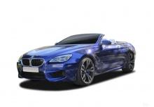 New BMW 6 Series Convertible Petrol 2 Doors