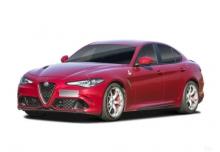 New Alfa Romeo Giulia Saloon Petrol 4 Doors