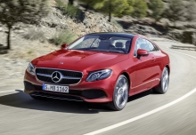 New Mercedes-Benz E-Class Coupe Petrol 2 Doors