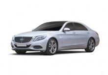 New Mercedes-Benz S-Class Saloon D/Electric 4 Doors