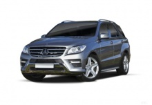 New Mercedes-Benz M-Class 4x4 Diesel 5 Doors