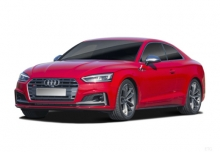 New Audi A5 Coupe Diesel 2 Doors