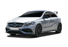 New Mercedes-Benz A-Class Hatchback Petrol 5 Doors