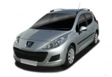 New Peugeot 207 SW Estate Petrol 5 Doors