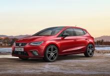 New SEAT Ibiza Hatchback Petrol 5 Doors
