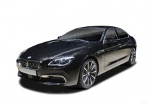 New BMW 6 Series Coupe Petrol 4 Doors