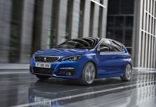 New Peugeot 308 Hatchback Petrol 5 Doors