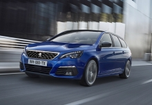 New Peugeot 308 SW Estate Petrol 5 Doors