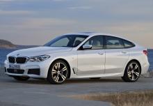 New BMW 6 Series Fastback Petrol 5 Doors