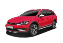 New Volkswagen Golf Estate Diesel 5 Doors