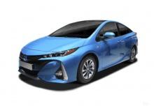 New Toyota Prius Hatchback P/ElecPlug 5 Doors
