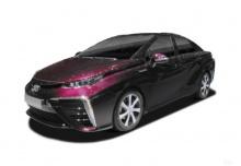 New Toyota Mirai Saloon H/Electric 4 Doors