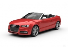 New Audi S5 Cabriolet Petrol 2 Doors
