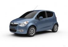 New Vauxhall Agila Hatchback Petrol 5 Doors