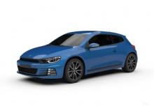 New Volkswagen Scirocco Hatchback Diesel 3 Doors