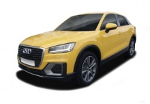 New Audi Q2 MPV Petrol 5 Doors
