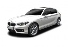 New BMW 1 Series Hatchback Petrol 5 Doors