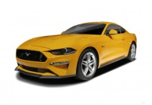 New Ford Mustang Coupe Petrol 3 Doors