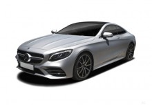 New Mercedes-Benz S-Class Coupe Petrol 2 Doors