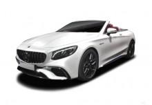 New Mercedes-Benz S-Class Convertible Petrol 2 Doors