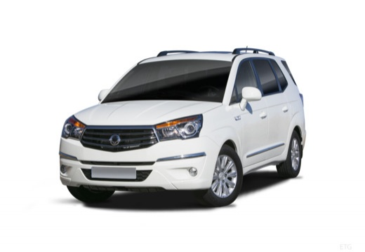 Image of Ssangyong Turismo