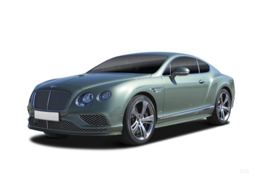Image of Bentley Continental