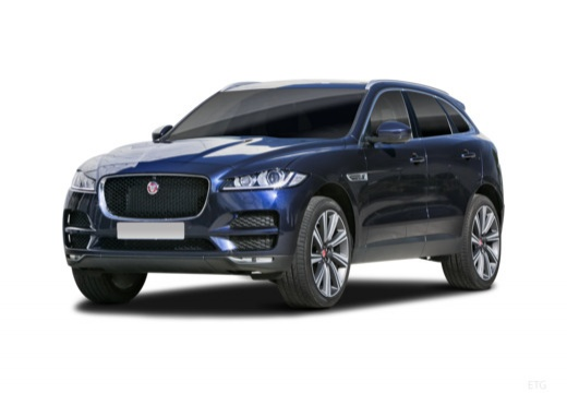 Image of Jaguar F Pace
