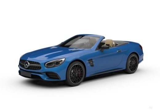 Image of Mercedes-Benz SL CLASS