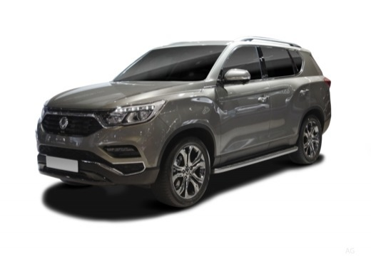 Image of Ssangyong Rexton