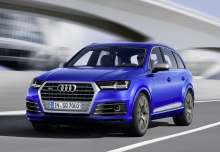 New Audi SQ7 4x4 Diesel 5 Doors