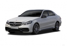 New Mercedes-Benz E-Class Saloon Petrol 4 Doors
