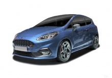 New Ford Fiesta Hatchback Petrol 3 Doors
